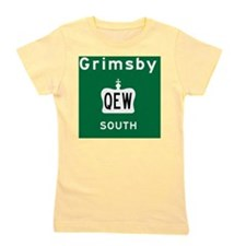Grimsby QEW Rec Mag Girl's Tee