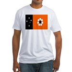 Northern Territory Fitted T-Shirt