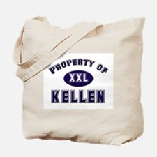 Property of kellen Tote Bag