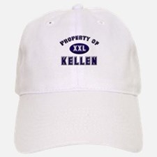 Property of kellen Baseball Baseball Cap