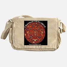 Mayan2012 10x10 copy Messenger Bag