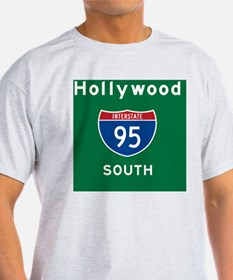 Hollywood 95 Rec Mag T-Shirt