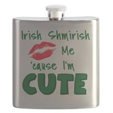 Irish Shmirish Flask