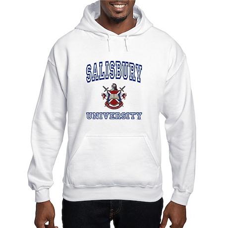 SALISBURY University Hooded Sweatshirt