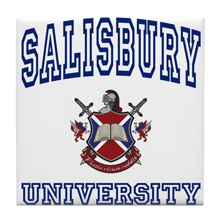 SALISBURY University Tile Coaster