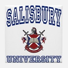 SALISBURY University Tile Coaster