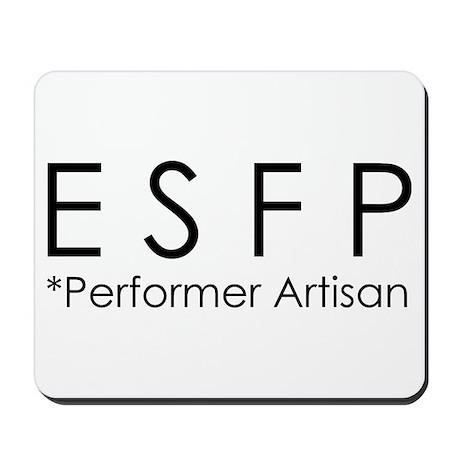 ESFP Mousepad