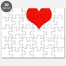 ILOVEOBAMA-WHITE Puzzle