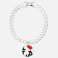 i love los angeles - LA Bracelet