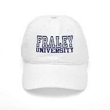 FRALEY University Baseball Cap