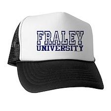 FRALEY University Cap