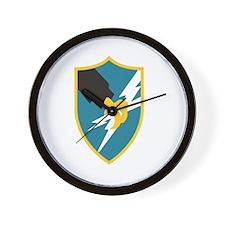 ASA_FTA_Tshirt_Black Wall Clock