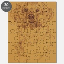 Golden_Retriever_KlineSq Puzzle
