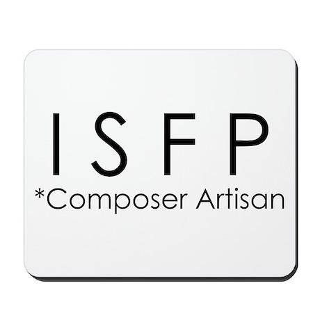 ISFP Mousepad