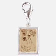 Jack_Russell_Smooth_KlineSq Silver Portrait Charm