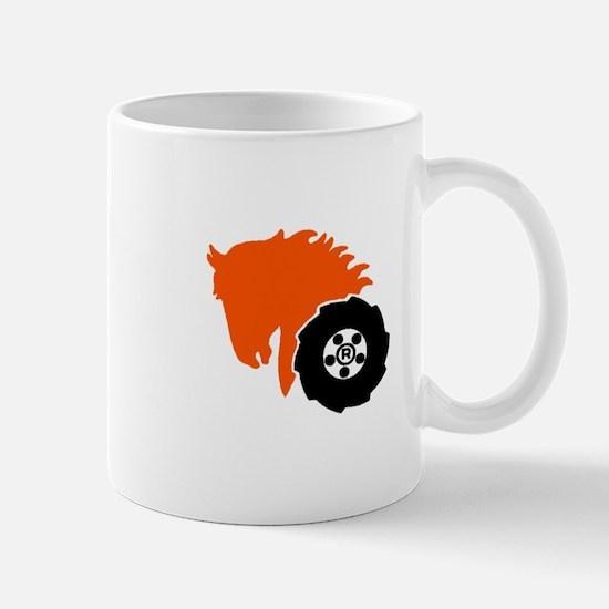 wheelhorse power Mug