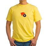 wheelhorse power Yellow T-Shirt