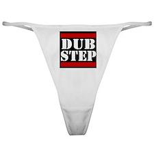 Dubstep 1(big) Classic Thong