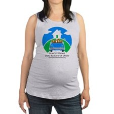 logo1 Maternity Tank Top