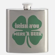 Irish You Were a Beer Flask