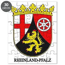 Rheinland-Pfalz Puzzle