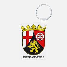 Rheinland-Pfalz Keychains
