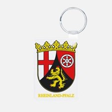 Rheinland-Pfalz (gold) Keychains
