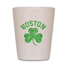 Boston Grunge - dk Shot Glass
