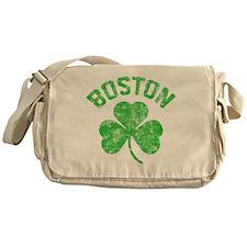 Boston Grunge - dk Messenger Bag