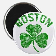 Boston Grunge Magnet