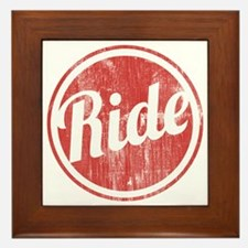 Vintage_Ride Framed Tile