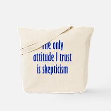 skepticism_rnd1 Tote Bag