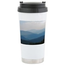 Blue Smokey Mountains #02 Travel Mug