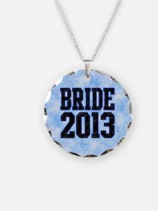 Bride 2013 Necklace