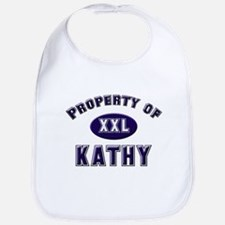 Property of kathy Bib