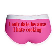 hate_cooking_bs1 Women's Boy Brief