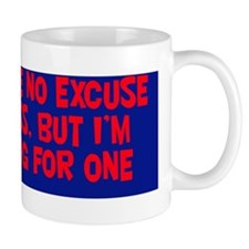 laziness-excuse_bs2 Mug