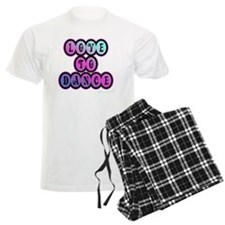 love_to_dance_3 pajamas