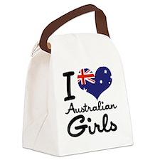 IHAGsm Canvas Lunch Bag