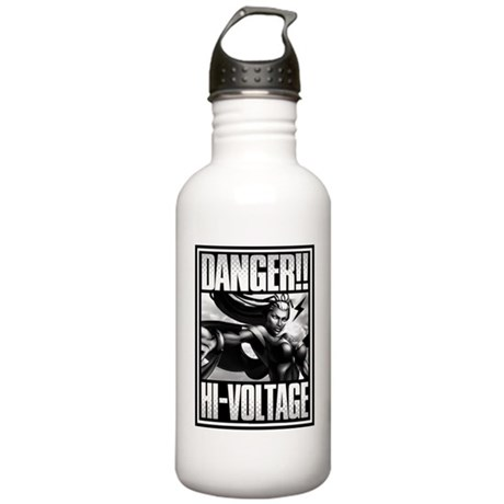 Storm_Print Stainless Water Bottle 1.0L