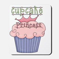cupcakeprincesstee Mousepad