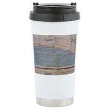 OmahaBeachWest Travel Mug