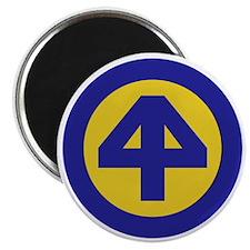 44th Infantry Division Magnet
