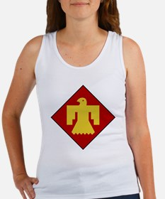 45th Infantry Division Women's Tank Top