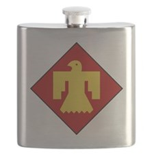 45th Infantry Division Flask