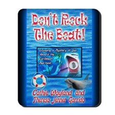 Dont Rock the Boat greeting card Mousepad