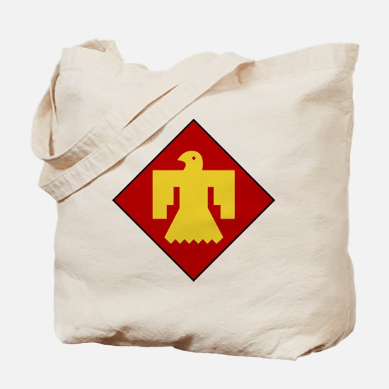 45th Infantry Division Tote Bag