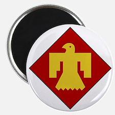 45th Infantry Division Magnet