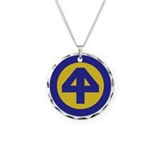 44th Infantry Division Necklace
