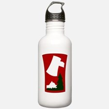 70th Infantry Division Water Bottle